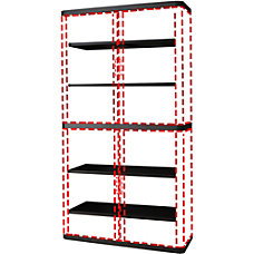 Paperflow USA easyOffice 80 Storage Cabinet