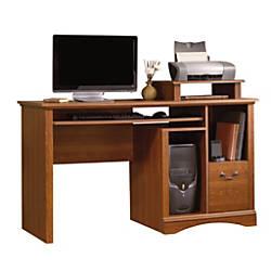 Sauder Camden County Computer Desk Planked