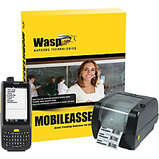 Wasp MobileAssetEDU Enterprise with HC1 WPL305