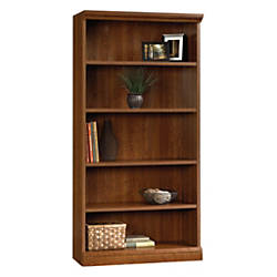 Sauder Camden County Bookcase 5 Shelves