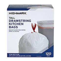 Highmark Trash Bags 13 Gallons Box