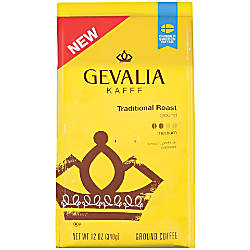 Gevalia Traditional Roast Coffee 12 Oz