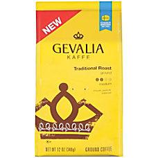 Gevalia Traditional Roast Coffee 12 Oz