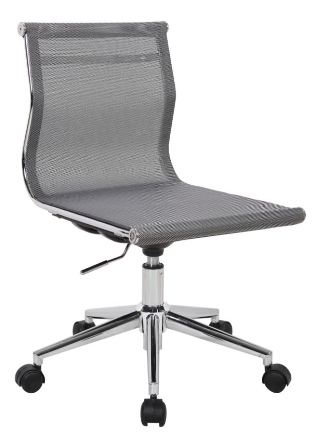 Industrial office chair Industrial Conference Room Lumisource Mirage Fabric Industrial Office Chair Silverchrome By Office Depot Officemax Office Depot Lumisource Mirage Fabric Industrial Office Chair Silverchrome By