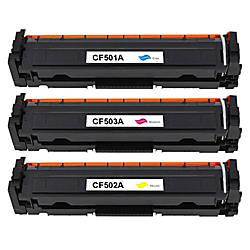 HP 202A HP CF501A CF502A CF503A