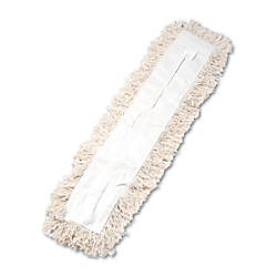 Boardwalk Industrial Cotton Dust Mop Head