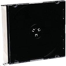 Verbatim CD DVD Slim Jewel Cases