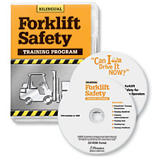 ComplyRight Forklift DVDCD ROM Bilingual Training