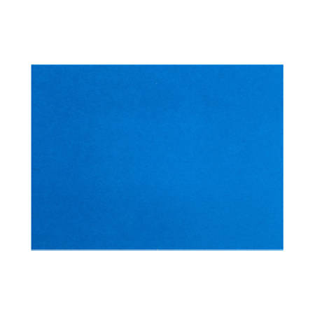 """LUX Flat Cards, A1, 3 1/2"""" x 4 7/8"""", Boutique Blue, Pack Of 50"""