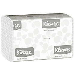 Kleenex 50percent Recycled Multi Fold 1