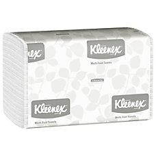 Kleenex 50percent Recycled Multi Fold 1