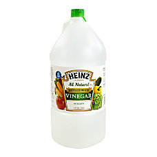 Heinz All Natural White Vinegar 132