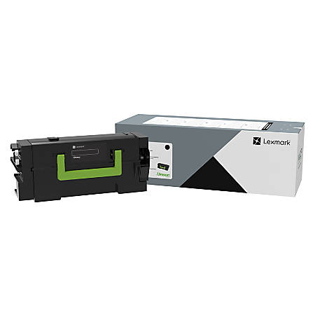 Lexmark™ 58D0UA0 Ultra-High-Yield Black Toner Cartridge