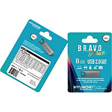 Hyundai Bravo Deluxe 20 USB 8