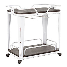 LumiSource Oregon Industrial Cart 30 12