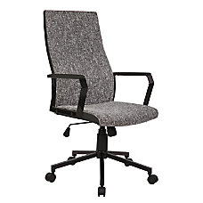 Lumisource Congress Chair GrayChrome