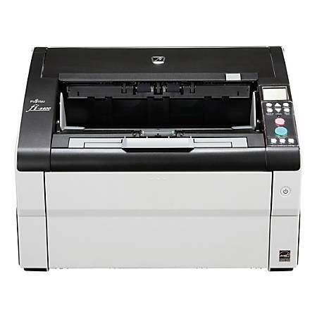 Fujitsu fi-6400 Sheetfed Scanner