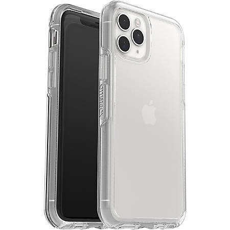 OtterBox Symmetry Series Clear Case for iPhone 11 Pro - For Apple iPhone 11 Pro Smartphone - Clear - Drop Resistant - Synthetic Rubber, Polycarbonate