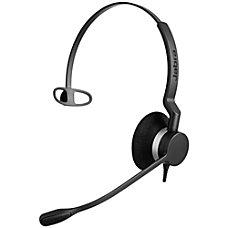 Jabra BIZ 2300 QD Headset Mono