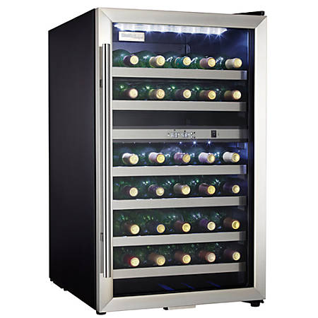 Danby Wine Cooler - 38 Bottle(s) - 2 Zone(s)