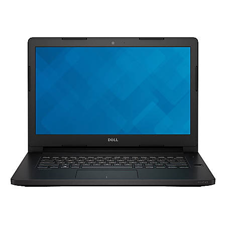 "Dell™ Latitude E3470 Refurbished Laptop, 14"" Screen, Intel® Core™ i5, 8GB Memory, 500GB Hard Drive, Windows® 10 Professional"