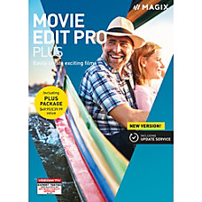 MAGIX Movie Edit Pro Plus Download