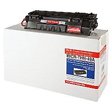 MicroMICR THN 49A HP Q5949A Black