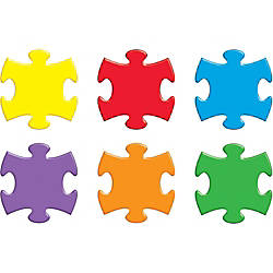 Trend Classic Accents Variety Pack Puzzle
