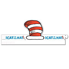 Eureka Dr Seuss Wearable Cats Hats