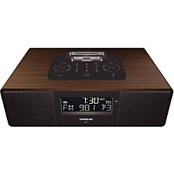 Sangean WR 5 Desktop Clock Radio