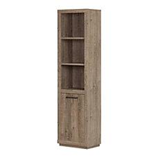 South Shore Kanji 3 Shelf Bookcase