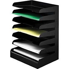 Buddy Horizontal Desktop Organizers 7 Tiers