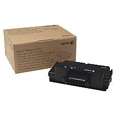 Xerox 106R02307 High Yield Black Toner