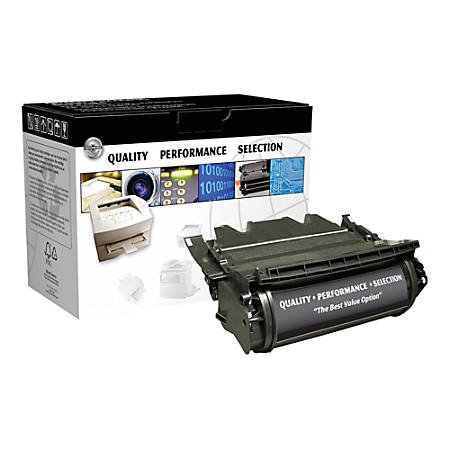 CTG ODT630STM (Source Technologies ST9325) Remanufactured High-Yield Black MICR Toner Cartridge