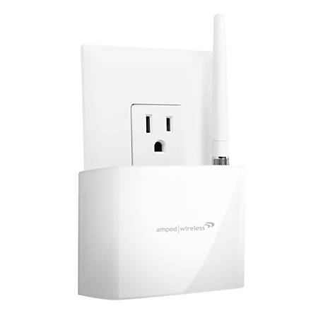 Amped Wireless Rec 10 High Power Compact Wi-Fi Range Extender
