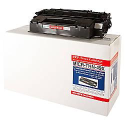 MicroMICR THN 49X HP Q5949X Black