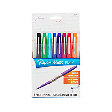 Paper Mate Flair Porous Point Pens