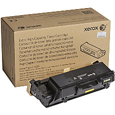 Xerox 106R03624 Extra High Yield Black