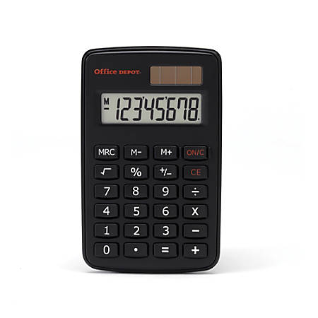 Office Depot® Brand Mini Calculator