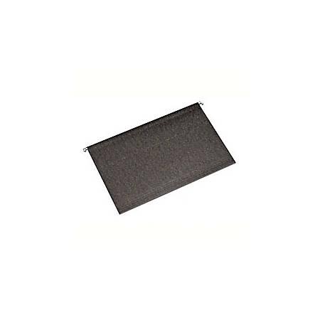 SKILCRAFT® Hanging File Folders, 1/3 Tab Cut, Legal Size, 30% Recycled, Dark Green, Box Of 25 (AbilityOne 7530-01-357-6854)