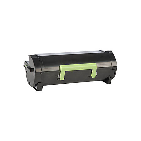 Lexmark 501G - Black - original - toner cartridge LRP, government GSA - for Lexmark MS310d, MS310dn, MS410d, MS410dn, MS510dn, MS610de, MS610dn, MS610dte, MS610dtn