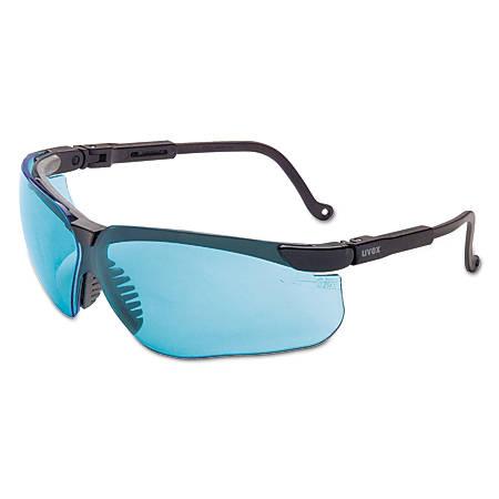 Genesis Eyewear, 50% Gray Lens, Polycarbonate, Uvextreme, Black Frame