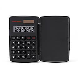 Office Depot Brand Flip Cover Calculator