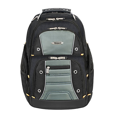 Targus Drifter Ii Laptop Backpack Black Item 853198