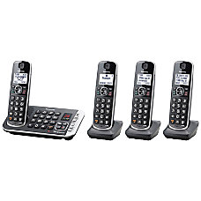 Panasonic Link2Cell Bluetooth DECT 60 Expandable