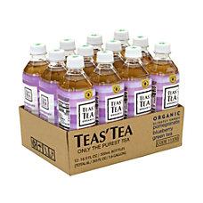 Teas Tea Organic Pomegranate Blueberry Green