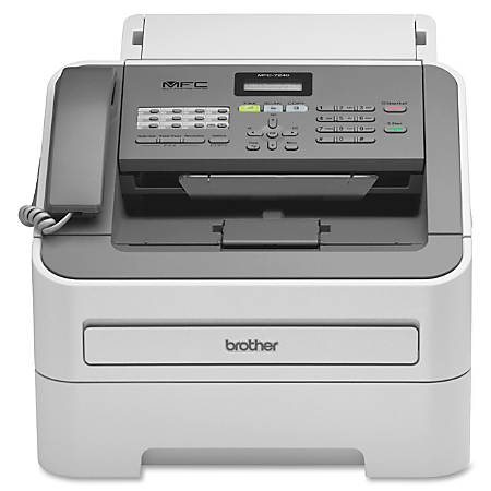 Brother® Monochrome Laser All-In-One Printer, Scanner, Copier, MFC-7240
