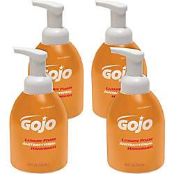 Gojo Luxury Foam Antibacterial Handwash Orange