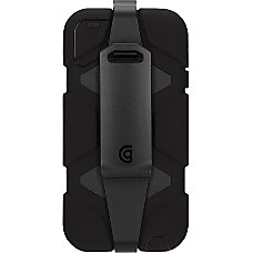 Griffin Survivor Carrying Case iPod Black
