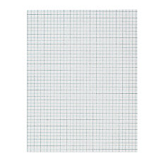 Office Depot Brand Quadrille Pad 8